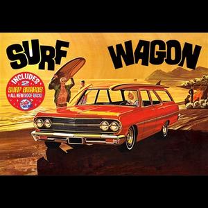 AMT\ERTL\Racing Champions.AMT 1/25 65 Chevelle Surf Wagon