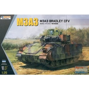 Kinetics . KIN 1:35 Kinetic M3A3 Bradley CFV
