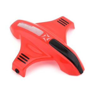 Blade . BLH Canopy for Inductrix Switch - red