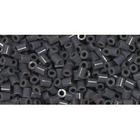 Perler (beads) PRL Dark Grey - Mini Perler Beads  2000 pkg