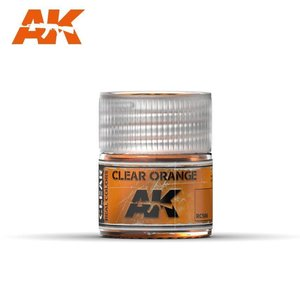 A K Interactive . AKI Clear Orange 10ml