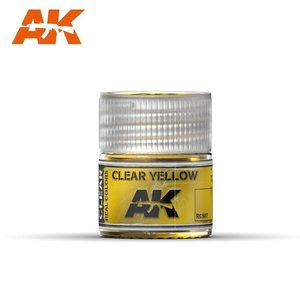 A K Interactive . AKI Clear Yellow 10ml