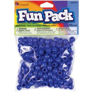 Cousins Corporation . CCA Blue Cousin Pony Beads