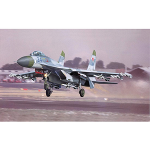 Trumpeter . TRM 1/32 Sukhoi Su-27 Flanker B