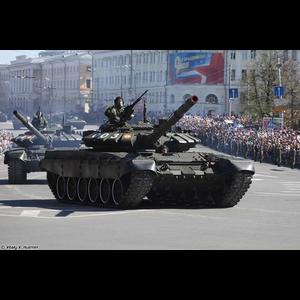Trumpeter . TRM 1/35 Russian T-72B3 MBT