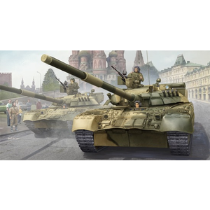 Trumpeter . TRM 1/35 Russian T-80UD MBT.