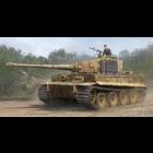 Trumpeter . TRM 1/35 Pz.Kpfw.VI Ausf.E Sd.Kfz.181 Tiger I (Medium Production) w/ Zimmert