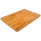 Traeger BBQ . TRG Magnetic Bamboo Cutting Board
