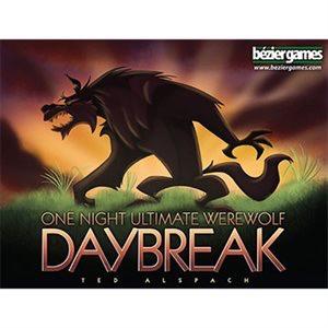 Bezier Games . BEZ One Night Ultimate Werewolf Daybreak