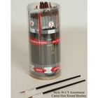 Atlas Brush Co. Inc . ABN Assorted Paint Brushes