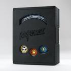 Gamegenic . GGS Keyforge Deck Book: Black