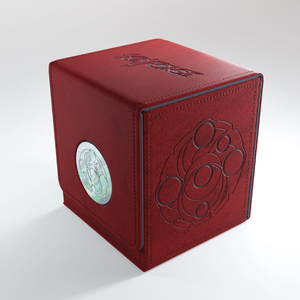 Gamegenic . GGS Keyforge Vault: Red (120ct)