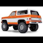 Traxxas Corp . TRA Traxxas TRX4 1979 Chevy Blazer 1/10 Crawler, XL-5 HV, Titan 12T