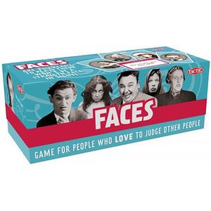 Tactic Games . TCG Faces