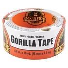 Gorilla Glue . GAG Gorilla White Tape 10 yards