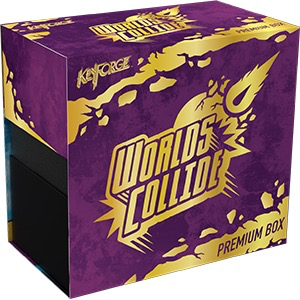Fantasy Flight Games . FFG KeyForge: Worlds Collide Premium Box