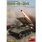 Miniart . MNA 1/35 BM-8-24 Self-Propelled Rocket Launcher