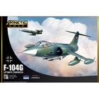 Kinetics . KIN 1/48 F-104G Starfighter
