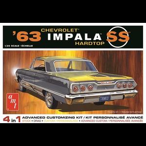 AMT\ERTL\Racing Champions.AMT 1/25 1963 Chevy Impala SS