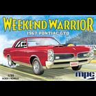 MPC . MPC MPC 1967 Pontiac GTO 1:25 Scale Model Kit