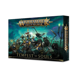 Games Workshop . GWK Age of Sigmar: Tempest of Souls