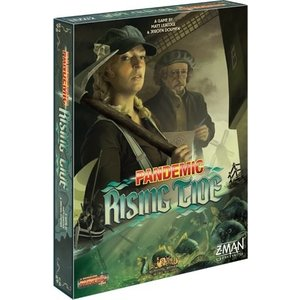 Z-MAN GAMES . ZMG Pandenic Rising Tide