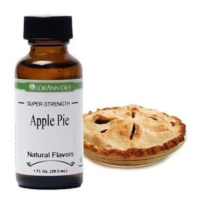 Lorann Gourmet . LAO Apple Pie Flavor 1 oz