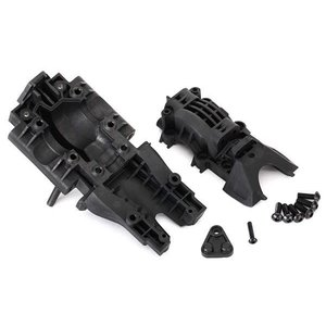 Traxxas Corp . TRA Bulkhead Rear Upper And Lower