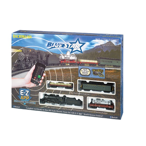 Bachmann Industries . BAC HO Blue Star EZ App Set