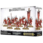 Games Workshop . GWK Age of Sigmar: Daemons Of Khorne Bloodletters