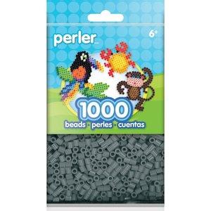Perler (beads) PRL Charcoal - Perler Beads 1000 pkg