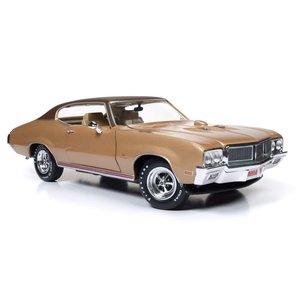 Auto World . AWD 1/18 1970 Buick Skylark GS (Hemmings Muscle Machines)