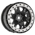 Pro Line Racing . PRO Pro-Line Impulse X-MAXX Pro-Loc Black Wheels/Gray Rings F/R