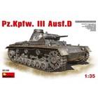 Miniart . MNA 1/35 Pz.Kpfw.III Ausf.D