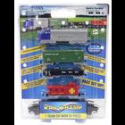 Bachmann Industries . BAC HO Rail Champ