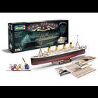 Revell of Germany . RVL R.M.S Titanic 100th Anniversary Edition