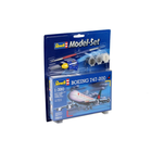 Revell of Germany . RVL Model Set Boeing 747-200 Air Canada