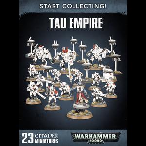 Games Workshop . GWK Warhammer 40K: Start Collecting T'au Empire