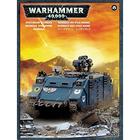 Games Workshop . GWK Warhammer 40K: Space Marine Razorback