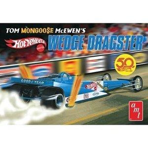 AMT\ERTL\Racing Champions.AMT 1/25 Tom Mongoose McEwen Fantsy Wedge Drgstr