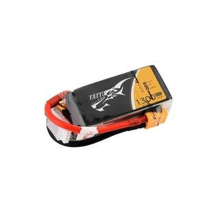 TATTU . TTU 11.1V 1300mAh  45C LiPo XT60 Plug