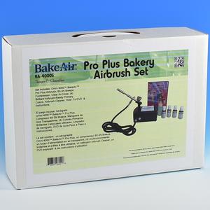 Badger Air.Brush Co . BAD Bake Air Pro Plus Bakery Airbrush Set