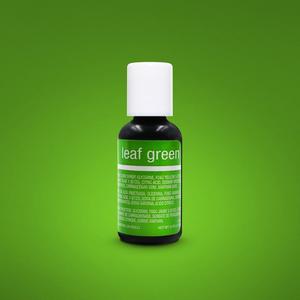Chefmaster . CHF Chefmaster - Leaf Green Gel 70 oz