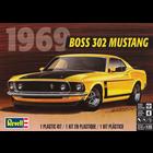 Revell Monogram . RMX 1/25 '69 Boss 302 Mustang