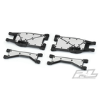 Pro Line Racing . PRO Pro-Line PRO-Arms Upper & Lower Arm Kit for X-MAXX Front or Rear