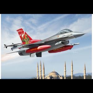 Kinetics . KIN 1/48 Turkish Air Force F-16C