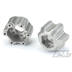 Pro Line Racing . PRO Pro-Line 6x30 to 17mm Aluminum Hex Adapters