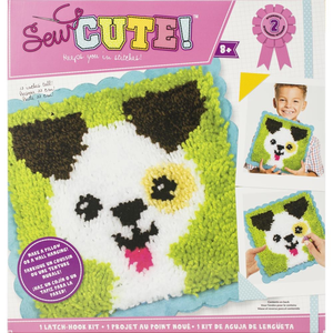 Colorbok . COK Puppy - Sew Cute Latch Kit