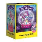 Creativity for kids . CFK Butterfly Fairy Lights