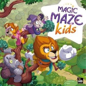 Dude Games . DGM Magic Maze Kids